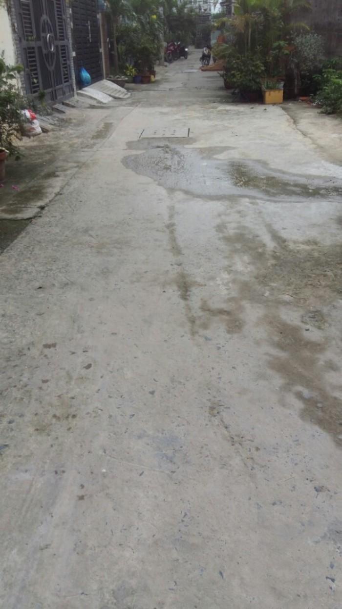 Bán Nhà 2 Mặt Tiền HXH 5m Thông 434/76/185  Phạm Văn Chiêu, Phường 9, Gò Vấp, 4x12m