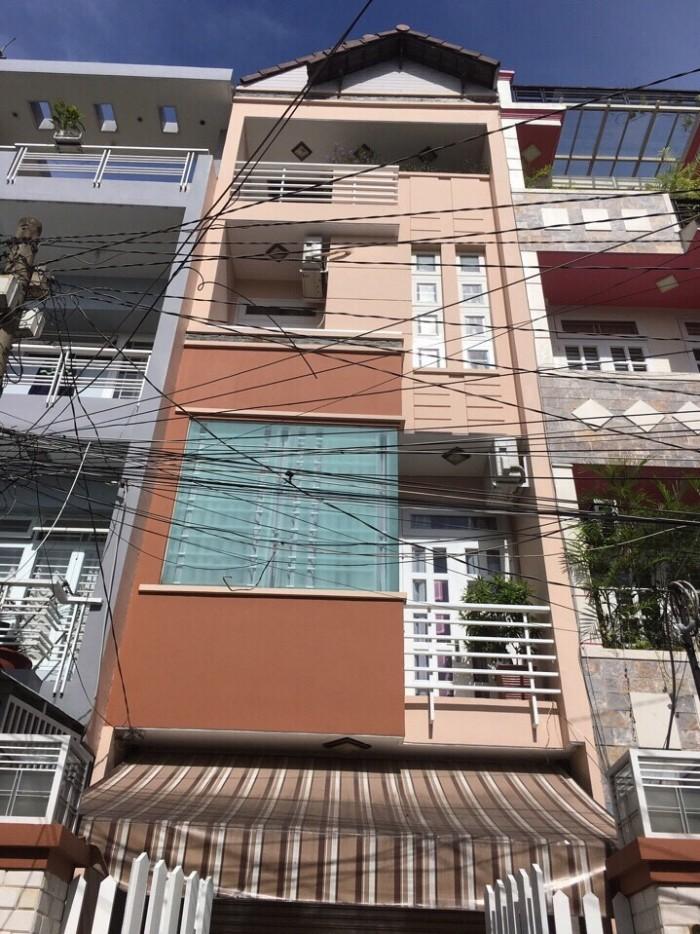 Nhà 269/119 Phan Huy Ích, phường 14, Gò Vấp, HXH 6m, 4,2x12m, 1T+2,5 lầu, 3PN, 3WC, Đông Nam