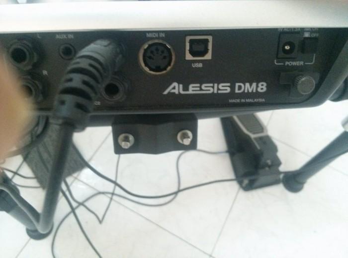 Bộ trống điện Alesis DM8 Pro