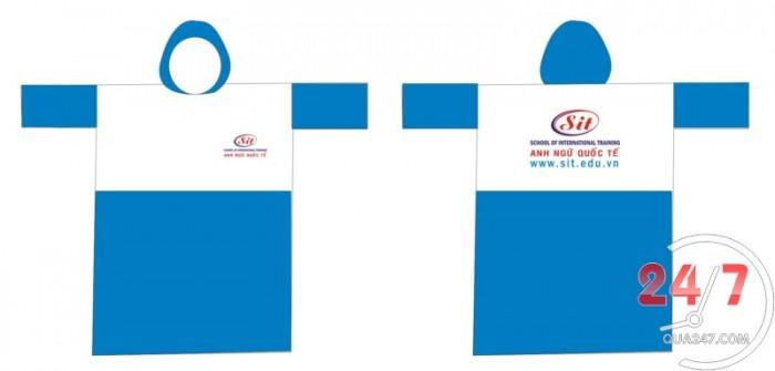 Công ty chuyên sản xuất và phân phối áo mưa in logo với số lượng lớn giá rẻ nhất TP.HCM