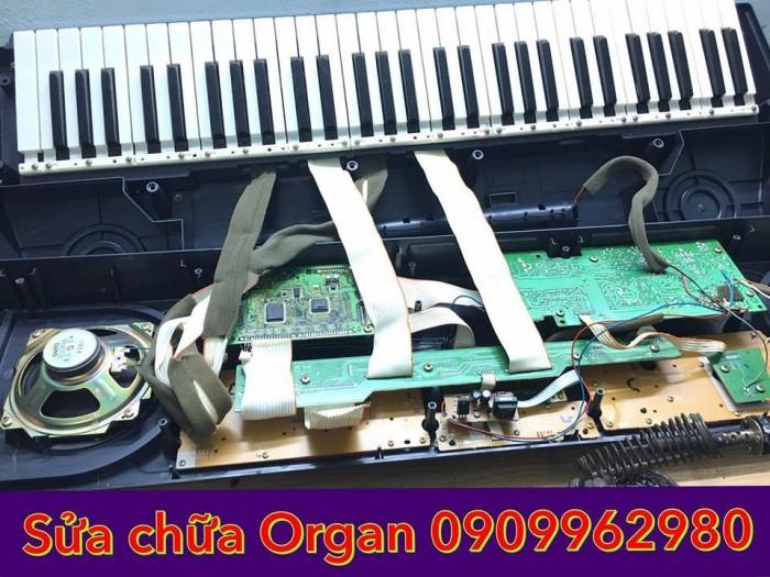 sửa đàn organ