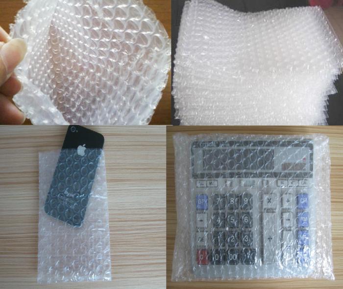 Túi bóng khí chống sốc, túi bóng khí bảo vệ hàng mỹ phẩm, phụ kiện, linh kiện điện tử, đồ công nghệ. Túi chống sốc có sẵn size: - 15x10 cm - 165,000đ/100 túi - 20x10 cm - 220,000đ/100 túi9