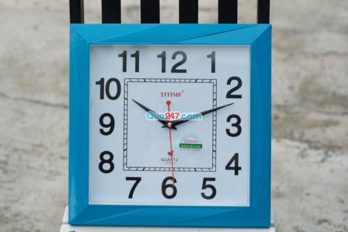 Chuyên sản xuất đồng hồ treo tường in logo quảng cáo số lượng lớn giá tốt nhất thị trường