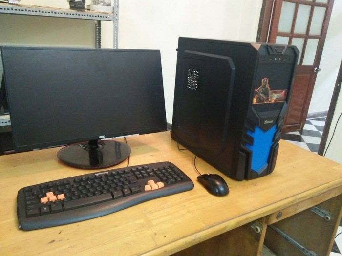 PC A8 5600 3,6Ghz x4 Cpu R8Gb VGa 4GB 128bit Dr3 Gaming3