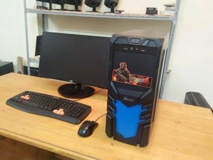 PC A8 5600 3,6Ghz x4 Cpu R8Gb VGa 4GB 128bit Dr3 Gaming4