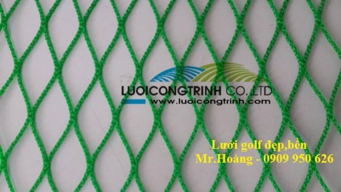 Lưới bóng đá, lưới golf, lưới khung thành, cỏ golf