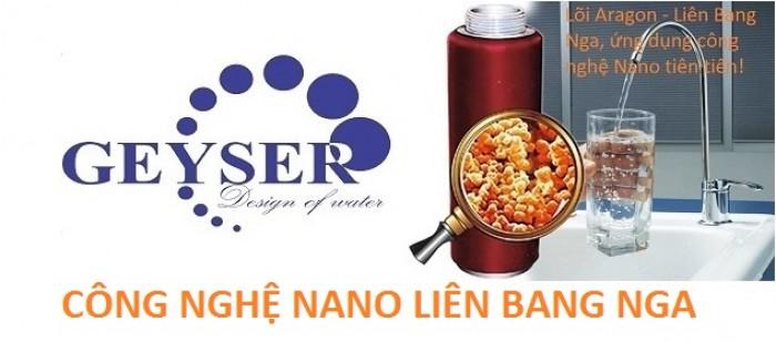 Máy lọc nước Nano 6 cấp lọc
