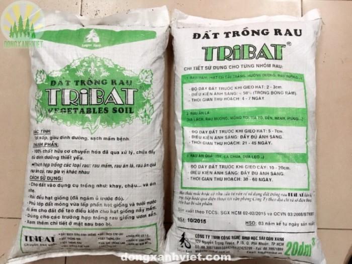 Đất trồng rau Tribat