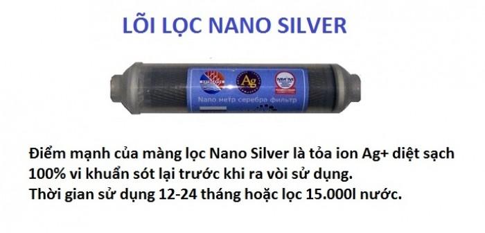 Máy lọc nước Nano geyser 8 cấp