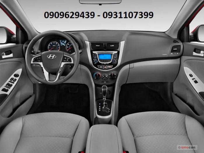Hyundai Accent sản xuất năm 2016 Số tay (số sàn) Động cơ Xăng
