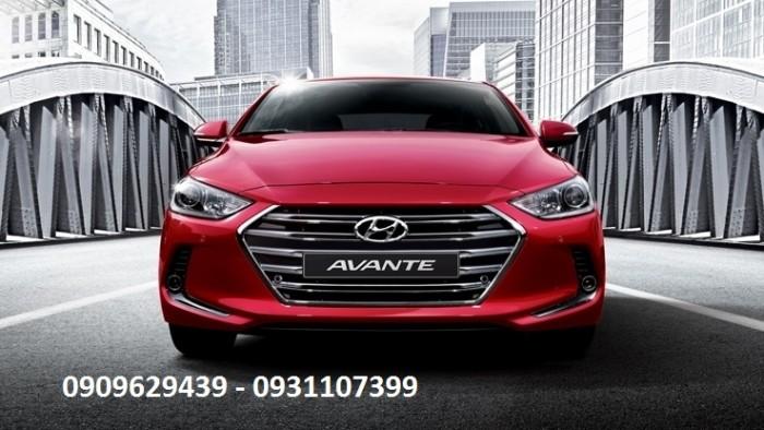 Hyundai Avante sản xuất năm 2016 Số tự động Động cơ Xăng