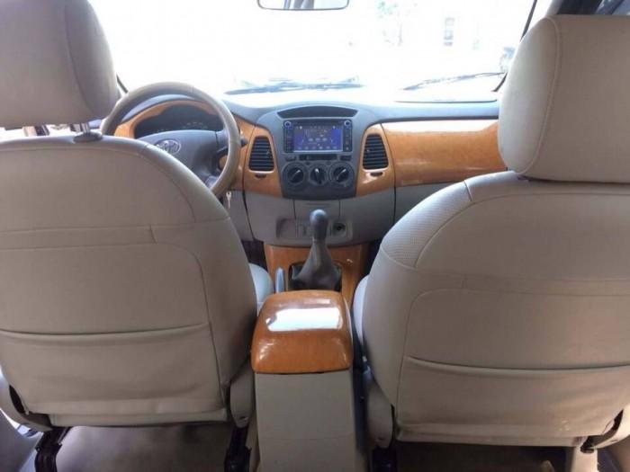 Cần bán xe innova G 2008 Fom 2009 xe chính chủ