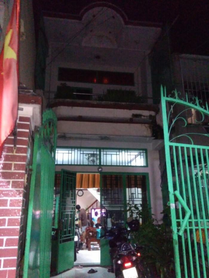Nhà Hẻm 133 Quang Trung, Phường 10, Gò Vấp, Hẻm 3m Thông, 3.7x16m(NH7.2m), 1Trệt+1lầuBTCT, 3PN,2WC, Tây Bắc