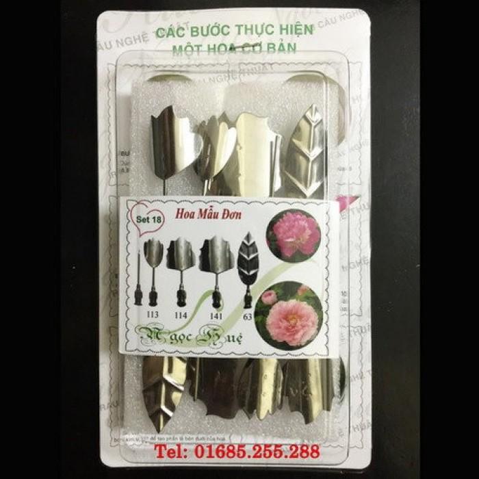 Dụng cụ làm rau câu 3D - Việt Nam - Set 18  - Giá bán: 200.000 vnđ/ 1 bộ ( 10 kim )  - Sản xuất: Việt Nam