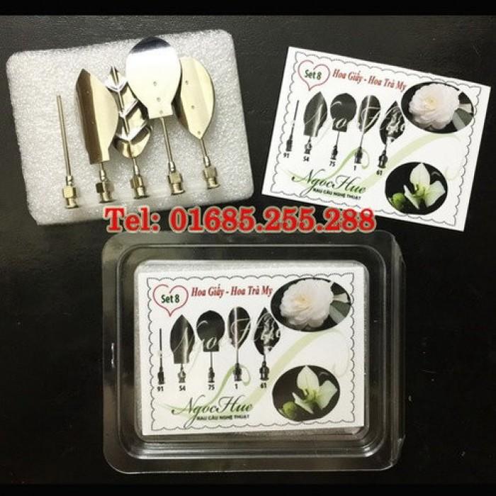 Dụng cụ làm rau câu 3D - Việt Nam - Set 8  - Giá bán: 100.000 vnđ/ 1 bộ ( 5 kim )  - Sản xuất: Việt Nam