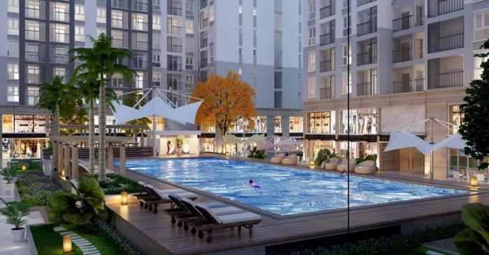 Căn Hộ Plaza Prosper 52m 2pn2wc - Liền Kề Trường Chinh - Full Nội Thất