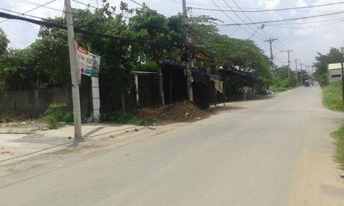 Bán Đất Thổ Cư Cổng Hộp Số 2, Đường Tx52, P Thạnh Xuân, Gần Chợ, SHR Từng Nền