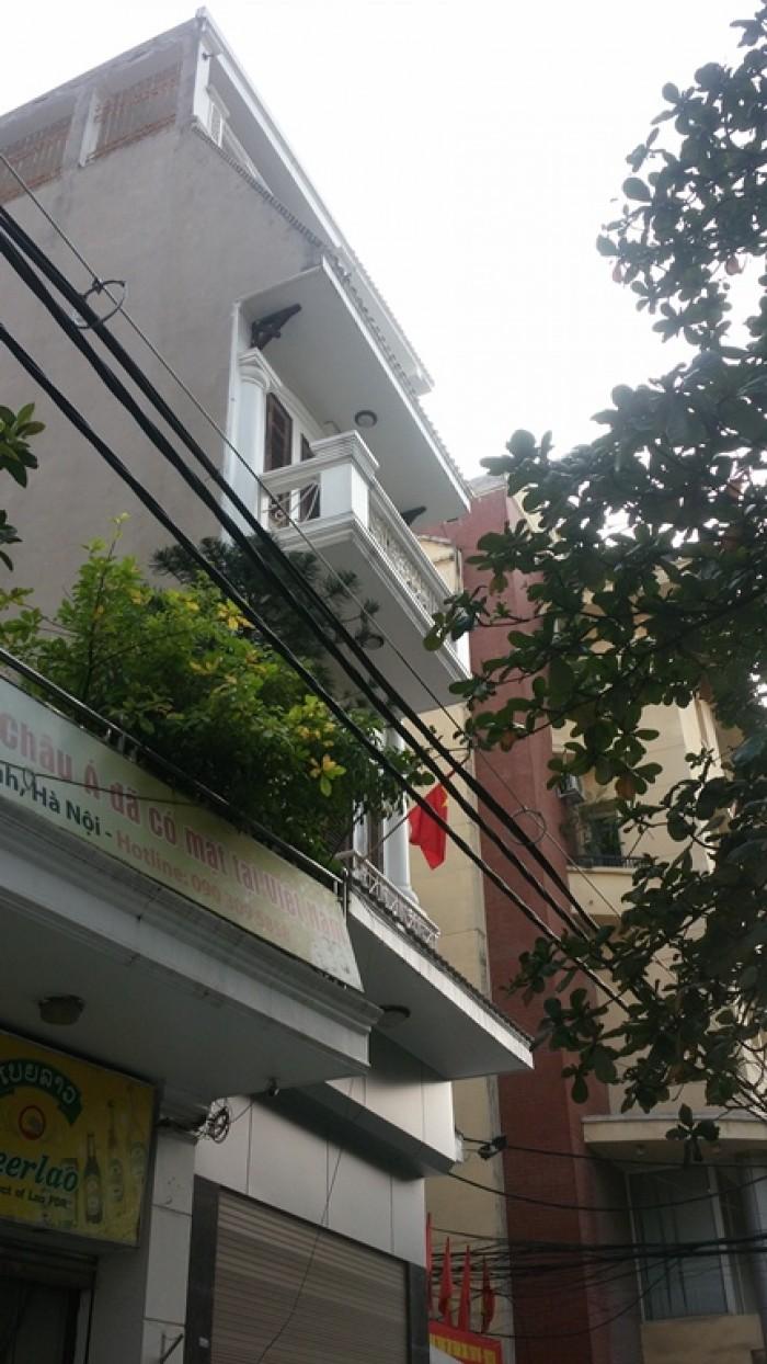 Bán Nhà Định Công 48m2,  4 tầng, oto vào nhà, Giá 3.3 tỷ.