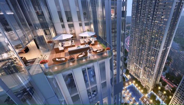 Thiên Đường Sống Liền Kề Trường Chinh-Prosper Plaza 52m-2pn2wc-Tặng Nội Thất