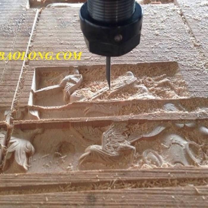 Điêu khắc gỗ