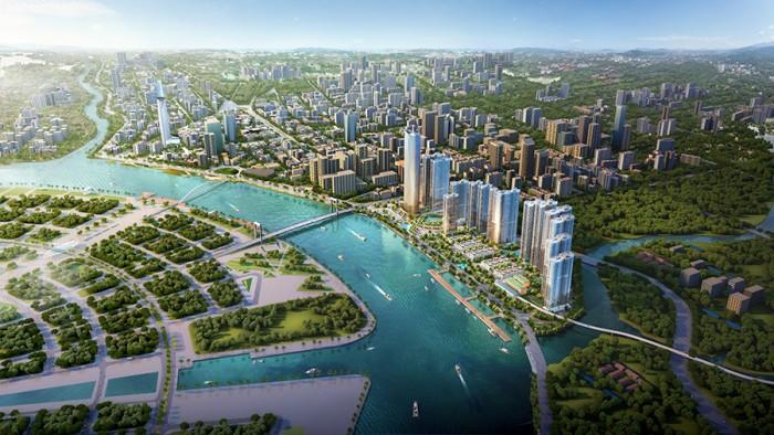 Vinhomes Golden River – Tất cả vì cuộc sống đẳng cấp cho cư dân.