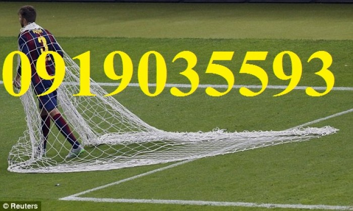 Lưới an toàn sân banh, lưới bóng đá, lưới khung thành gôn chuyên dụng, lưới xây dựng thể thao