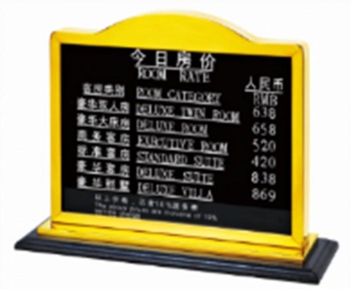 bảng giá phòng