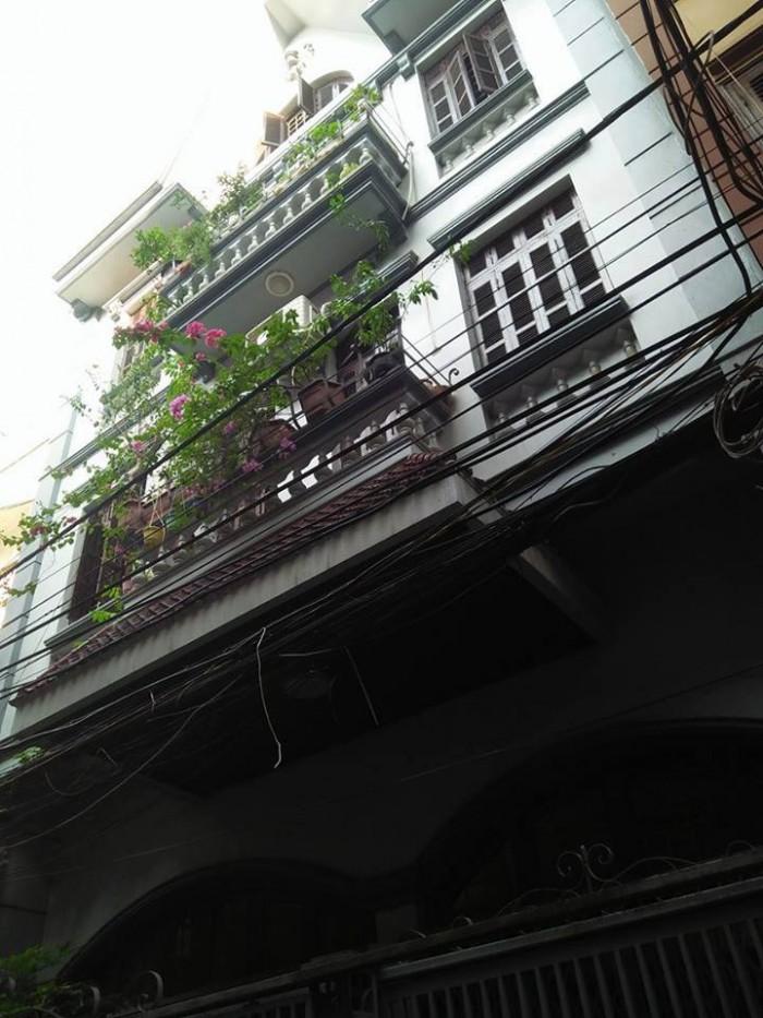 Siêu hot bán gấp nhà Hoàng Quốc Việt 80m  4t 8m mt 9,8 tỷ có tl
