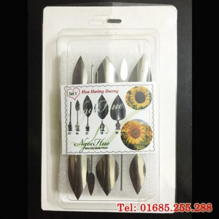 Dụng cụ làm rau câu 3D - Việt Nam - Set 1  - Giá bán: 200.000 vnđ/ 1 bộ ( 10 kim )  - Sản xuất: Việt Nam