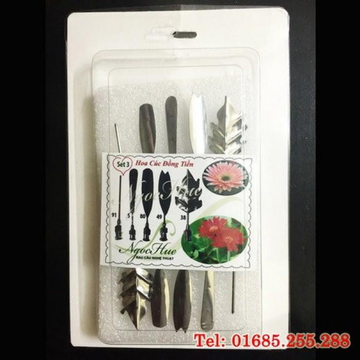 Dụng cụ làm rau câu 3D - Việt Nam - Set 3  - Giá bán: 200.000 vnđ/ 1 bộ ( 10 kim )  - Sản xuất: Việt Nam