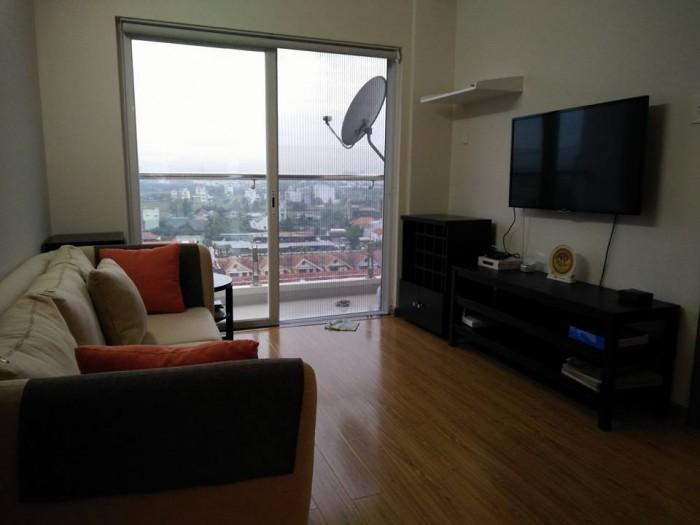 Chính chủ cần cho thuê căn hộ Flora Anh Đào 2PN - giá chỉ 5,5tr/tháng.
