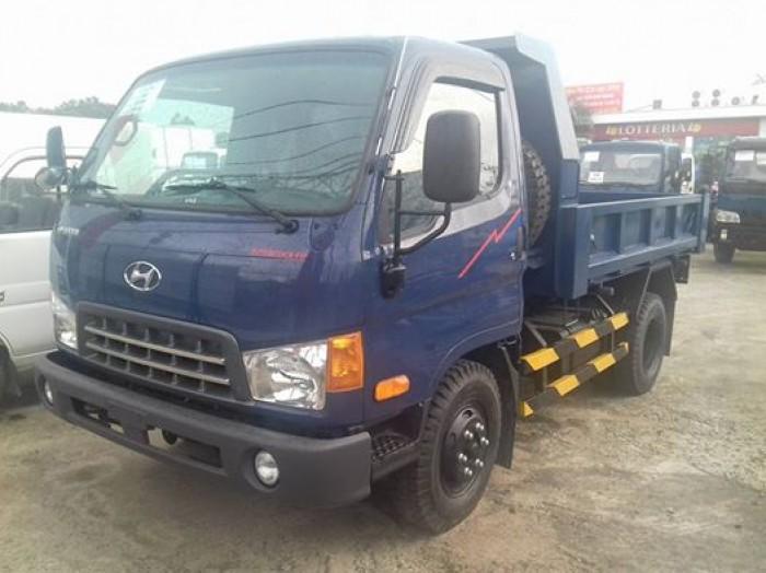 Xe Ben Hyundai 1t75 Rẻ Nhất Tphcm