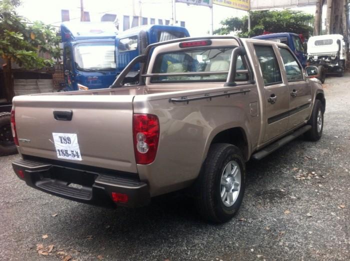 Xe bán tải mekong 2 cầu, đời 2016, giảm giá 100 triệu