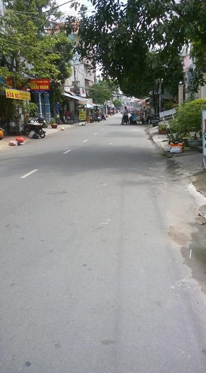 Bán lô đất D17 hướng tây  khu tái định cư Him Lam, Quận 7 Dt 4.5x16.5m,