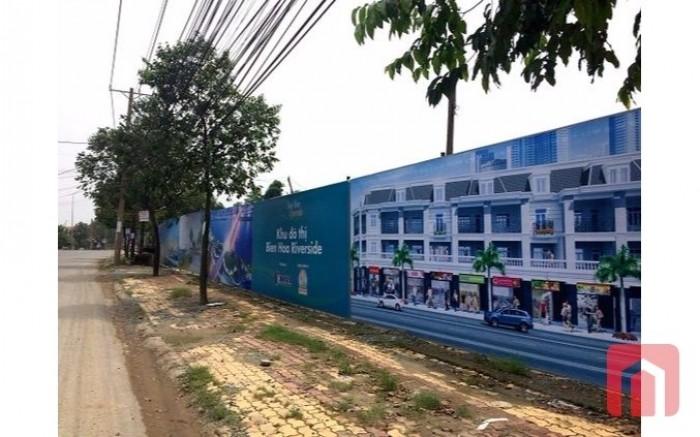 Đất Nền Biên Hòa Riverside - View Sông Đồng Nai Ngay Dưới Chân Cầu Mới Hóa An, 6tr2/m