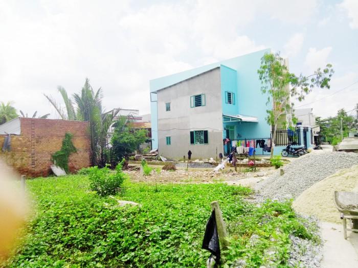 Bán 105m đất thổ cư, cách Nguyễn Văn Linh 1km, Phong Phú Bình Chánh