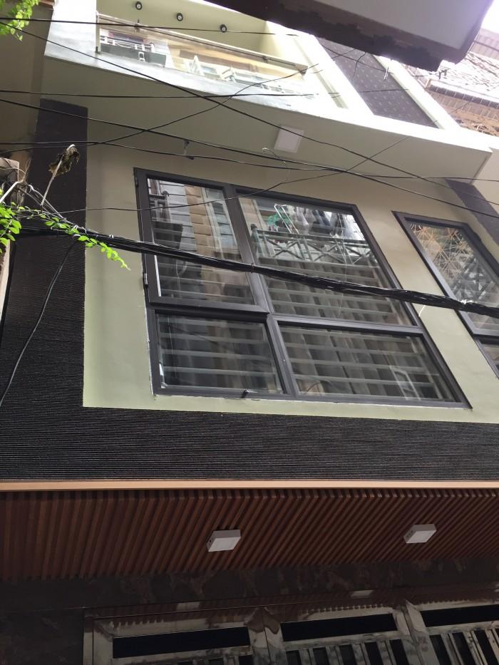 Cần bán nhà đẹp Đống Đa, 5 tầng, 42m2, ngõ ô tô