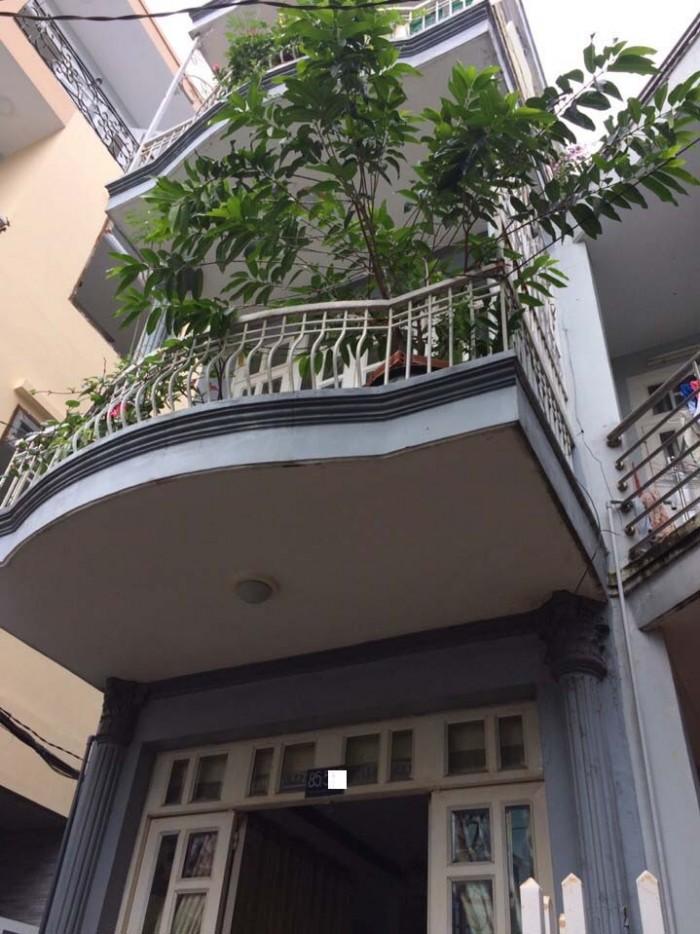 Nhà Hẻm 85 Nguyễn Kiệm, Phường 3, Gò Vấp, 3.1x11m, 1 trệt+ 2 lầu BTCT, 3PN,3WC, Đông Bắc, Hẻm 2.5m