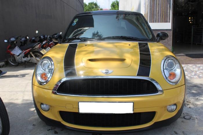 Mini Cooper sản xuất năm 2009 Số tự động Động cơ Xăng