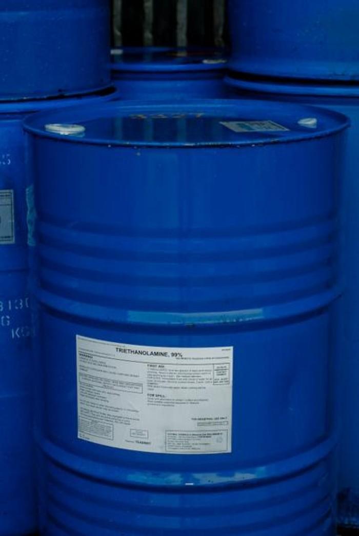 Triethanolamine, TEA, C6H15O3N, Trietanol amin, diệt cỏ, diệt nấm, sản xuất xi măng