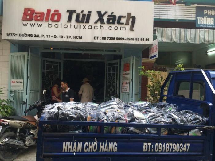 Balo Túi Xách vận chuyển hàng đến cho khách hàng