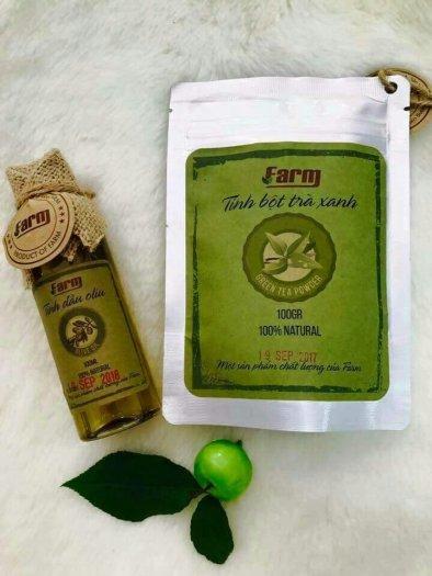 Tinh bột trà xanh1