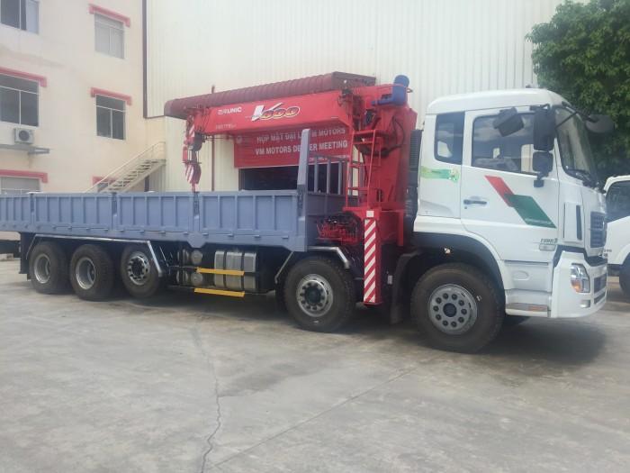 Xe tải cẩu