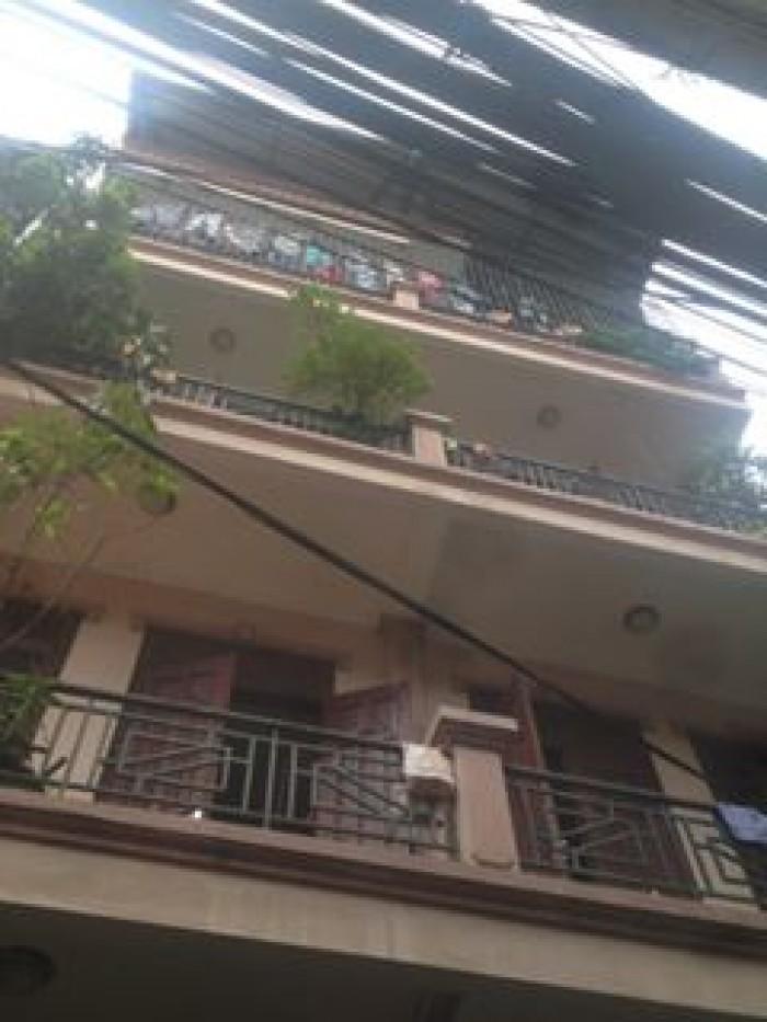 Cần bán nhà mặt ngõ 8 Bùi Ngọc Dương, HBT, Hà Nội, kinh doanh tốt, 6 tỷ x58m2