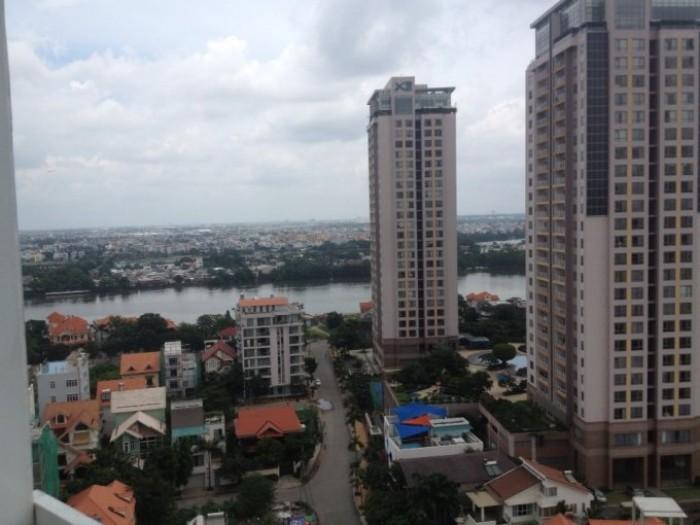 Căn hộ ở liền khu Thảo Điền ven sông thoáng mát cần bán giá rẻ