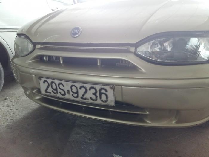 Fiat Siena sản xuất năm  Số tay (số sàn) Động cơ Xăng