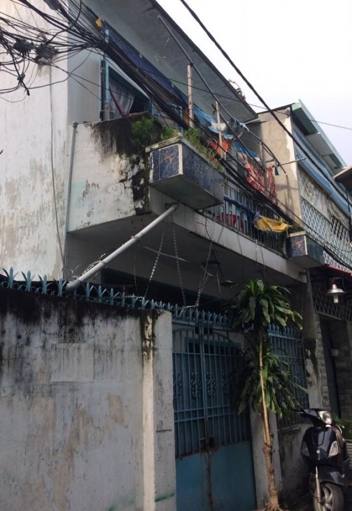 Bán nhà 5,2x11 Cách Mạng Tháng Tám, P5, Tân Bình.