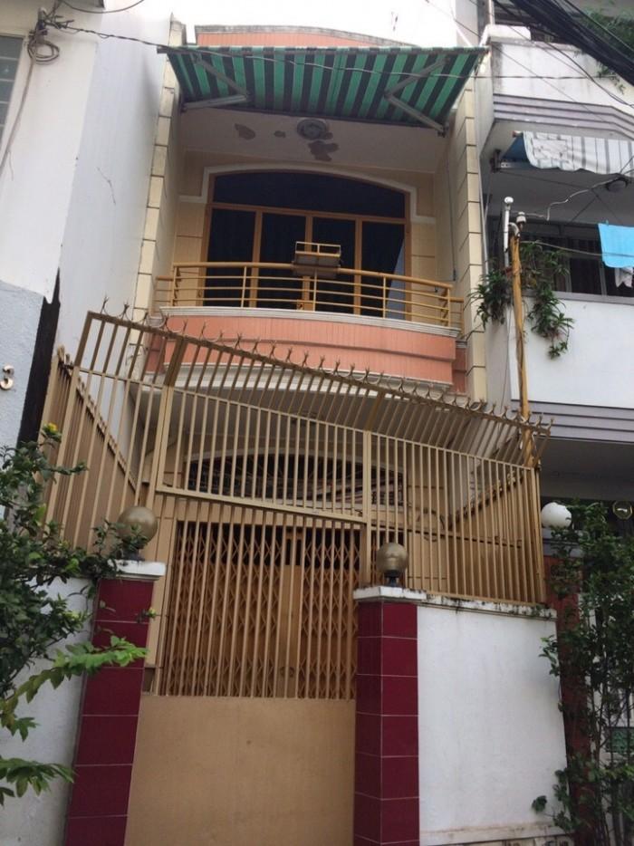 Bán nhà nhỏ hẻm Lê Quang Định p1 GV