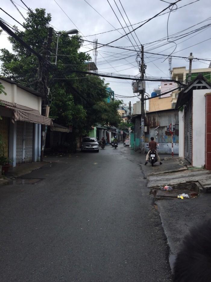 Bán nhà hẻm 4x9 Nguyễn Kiệm p3 GV