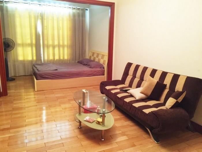 Cho thuê căn hộ studio the manor, nội thất đẹp, sang trọng
